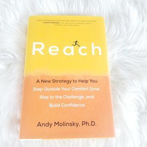 🆕Reach   by Andy Molinsky PhD Self Help Paperback
